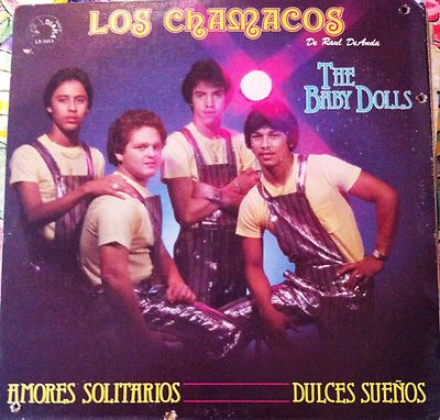 Tejano-tex-mex-los-chamacos-the-baby-dolls-rare-lp_3456684