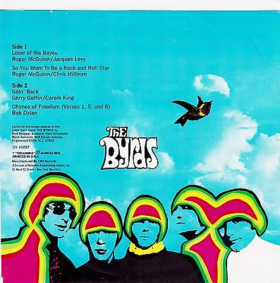 Poll Mr Tambourine Man Album By The Byrds 1964 1973