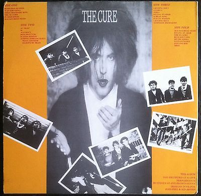 The Cure Bootlegs