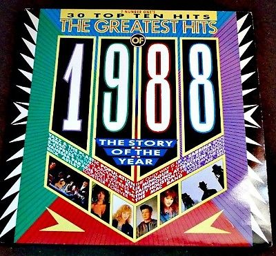 Roots vinyl guide for Best songs of 1988