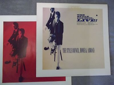 Style council live home and abroad.