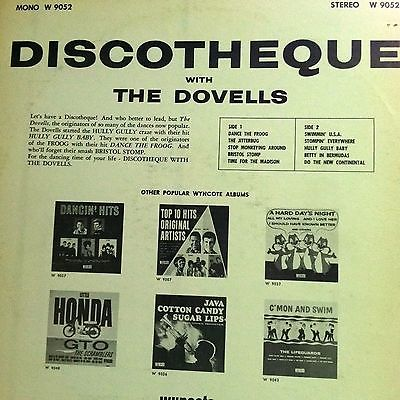 Dovells For Your Hully Gully Party