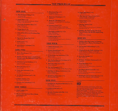 Time Life Treasury Of Christmas.Roots Vinyl Guide
