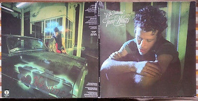 Tom Waits Blue Valentine Vinyl Lp Gatefold Good  ...