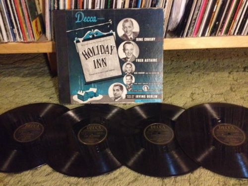 Vg-bing-crosby-fred-astaire-holiday-inn-4x10-78-rpm-set-book-decca-534_4290694