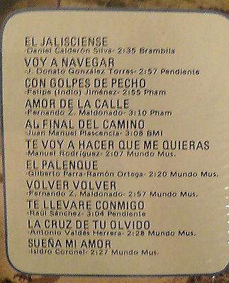 album arriba huentitan