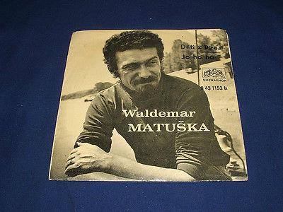 Vintage-1971-waldemar-matuska-jo-ho-ho-deti-z-pirea-czech-45-record-more-listed_9334606