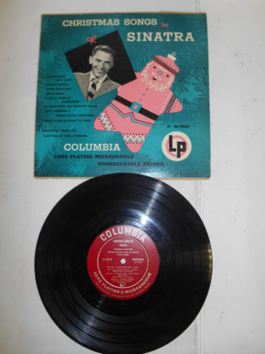 Frank Sinatra Records and CDs, 1st edition (OFFICIAL PRICE ...