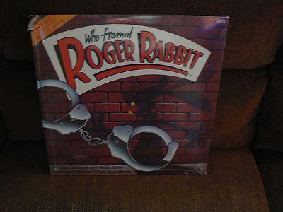 vintage walt disney co who framed roger rabbit - Who Framed Roger Rabbit Soundtrack