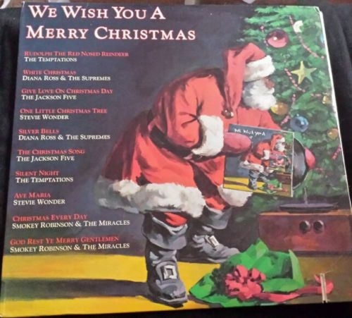 we wish you a merry christmas motown comp