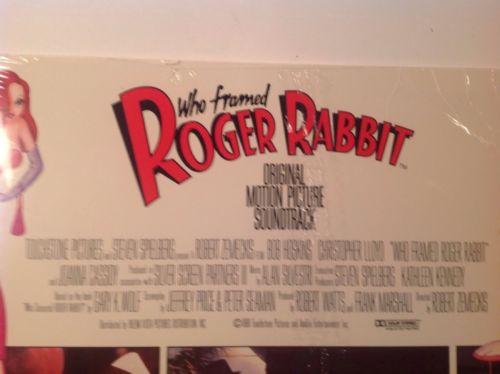 who framed roger rabbit soundtrack sealed_9074528 - Who Framed Roger Rabbit Soundtrack