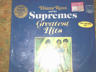 Roots Vinyl Guide  |Motowns Greatest Hits Diana Ross