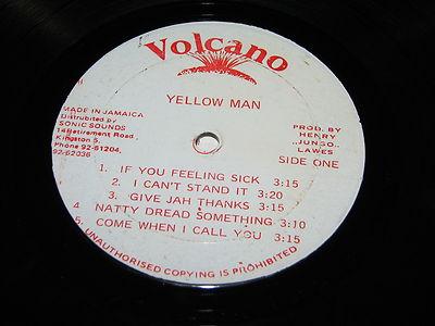 Yellow Man Fathead Super Mix